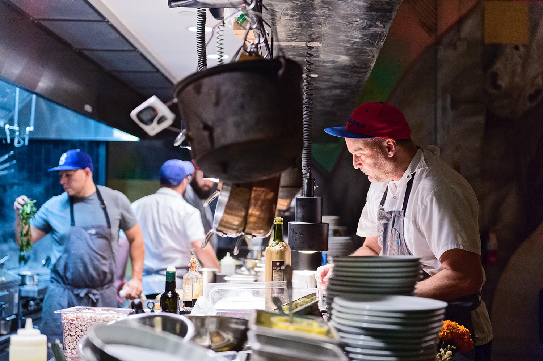 ©DiscoverDTLA | Gianina Ferreyra | Rossoblu | Chef Steve Samson