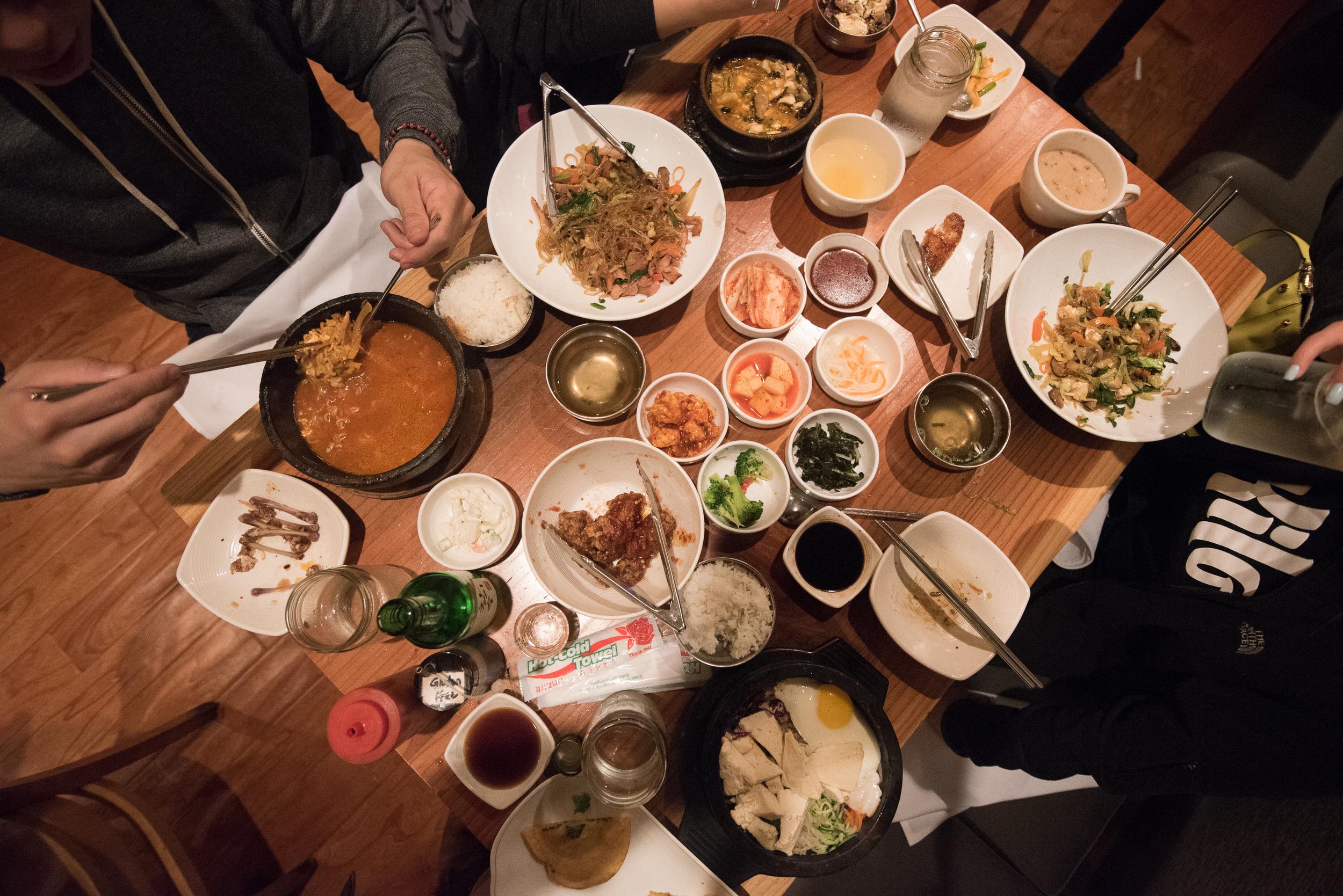 Some good Korean comfort food at Bowl'd!