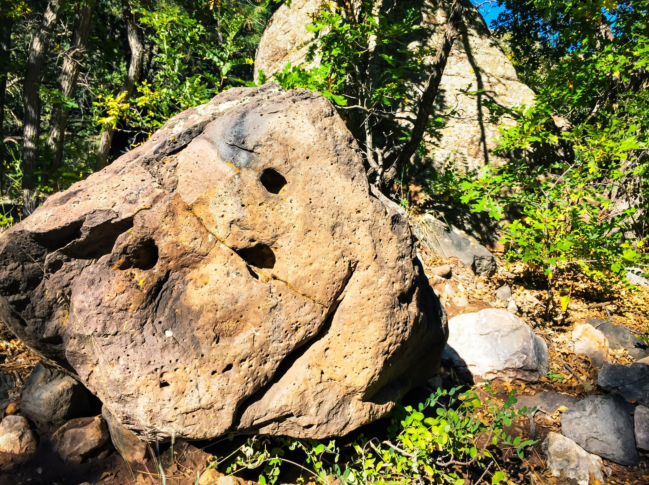Smiley Rock