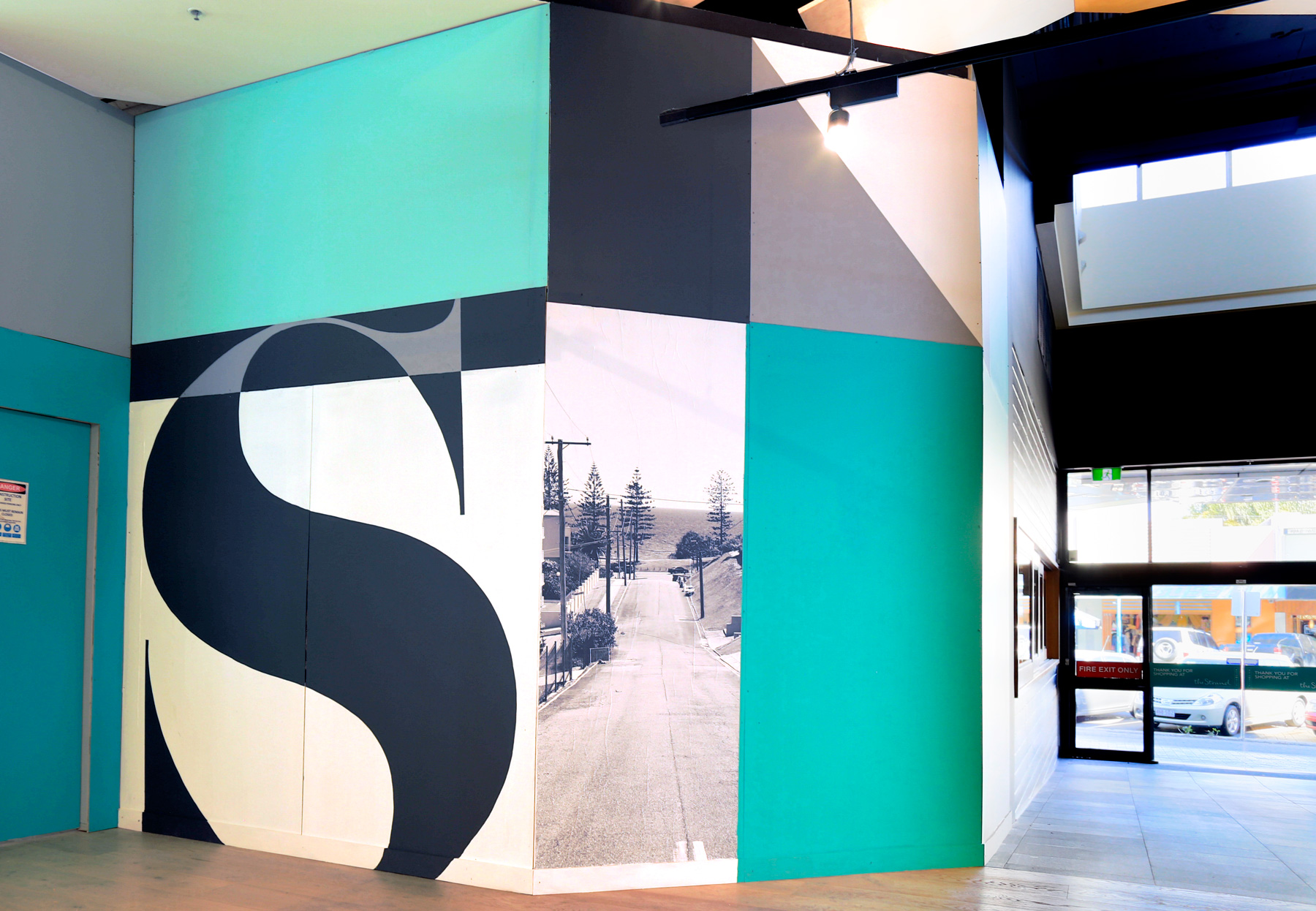 Mural design by Art-Work Agency, Graphic Design Gold Coast