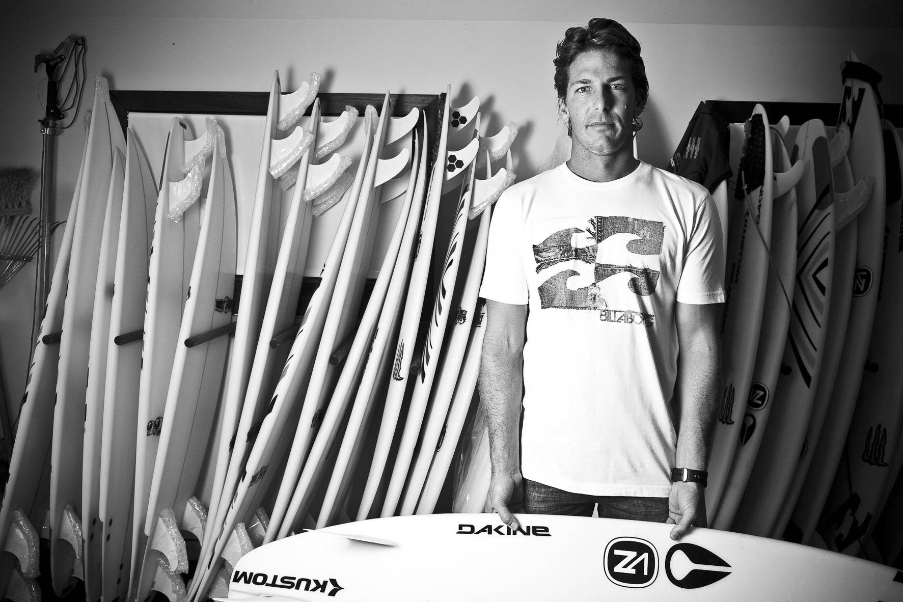 Andy Irons for Billabong