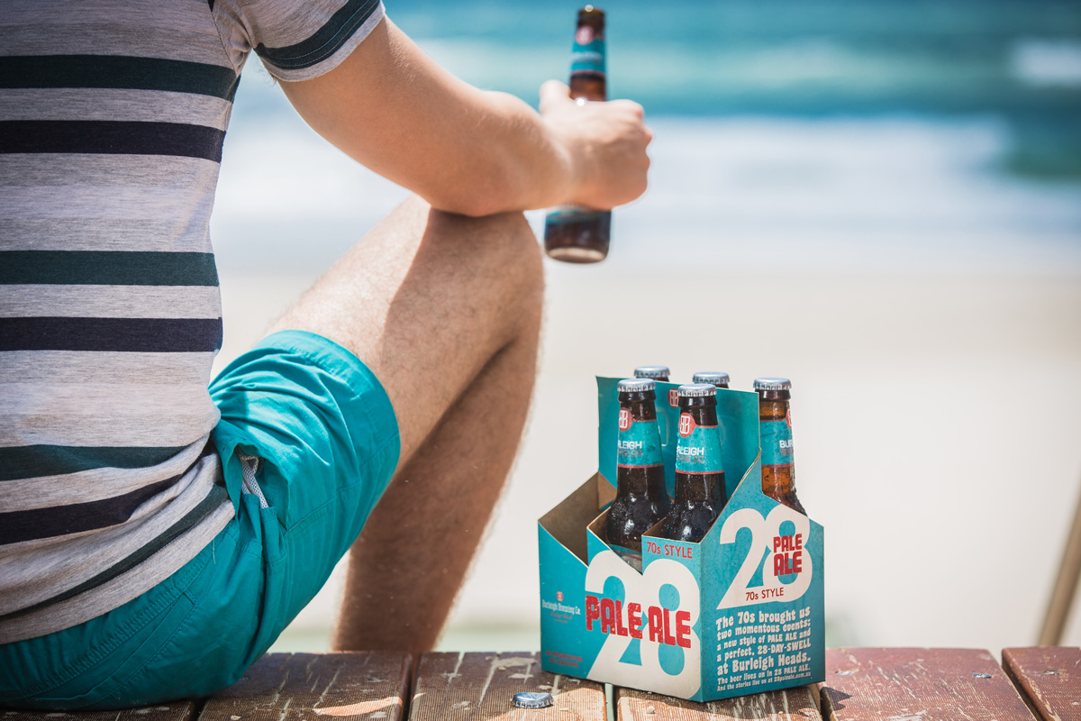 Burleigh Brewing Beer and Lifestyle photography by Claudio Kirac, Photographer Gold Coast