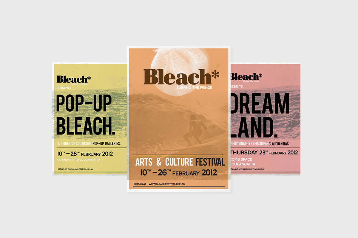 Branding and poster design, Claudio Kirac by Art-Work Agency, Graphic Design Gold Coast