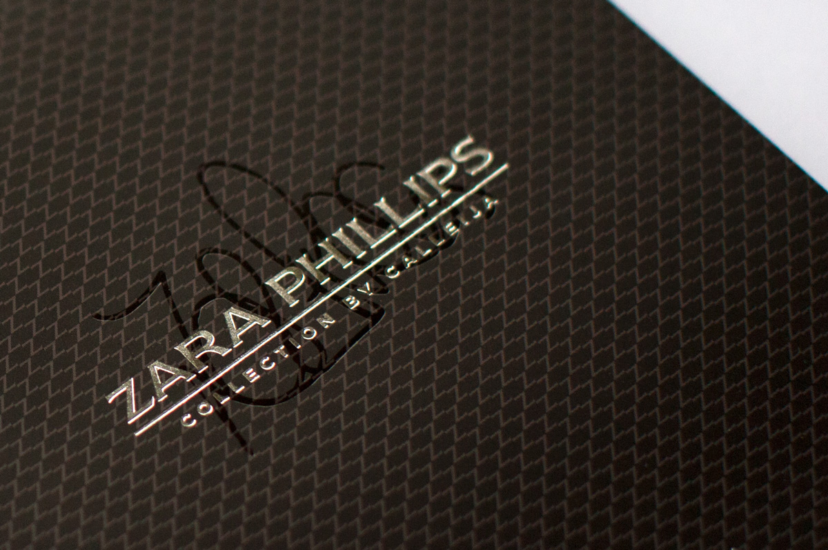 Print Design for Zara Phillips by Art-Work Agency, Graphic Design Gold Coast