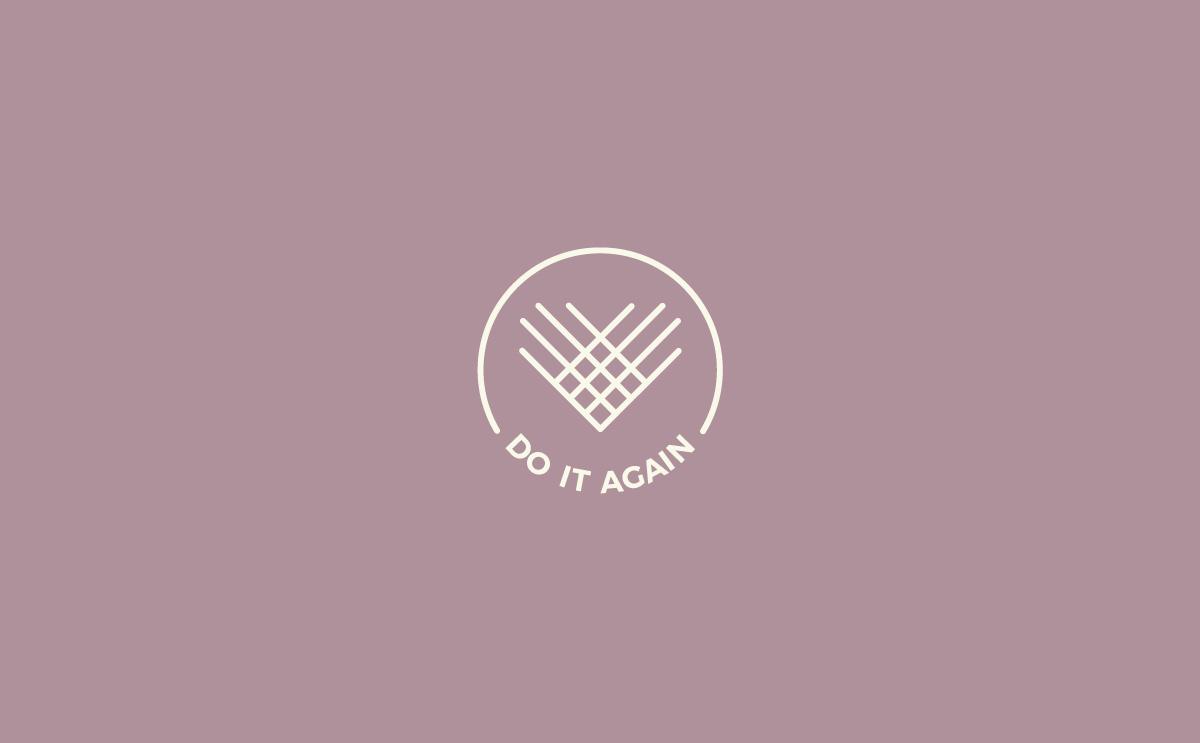 Do It Again Preloved Fashion logo by Art-Work Agency