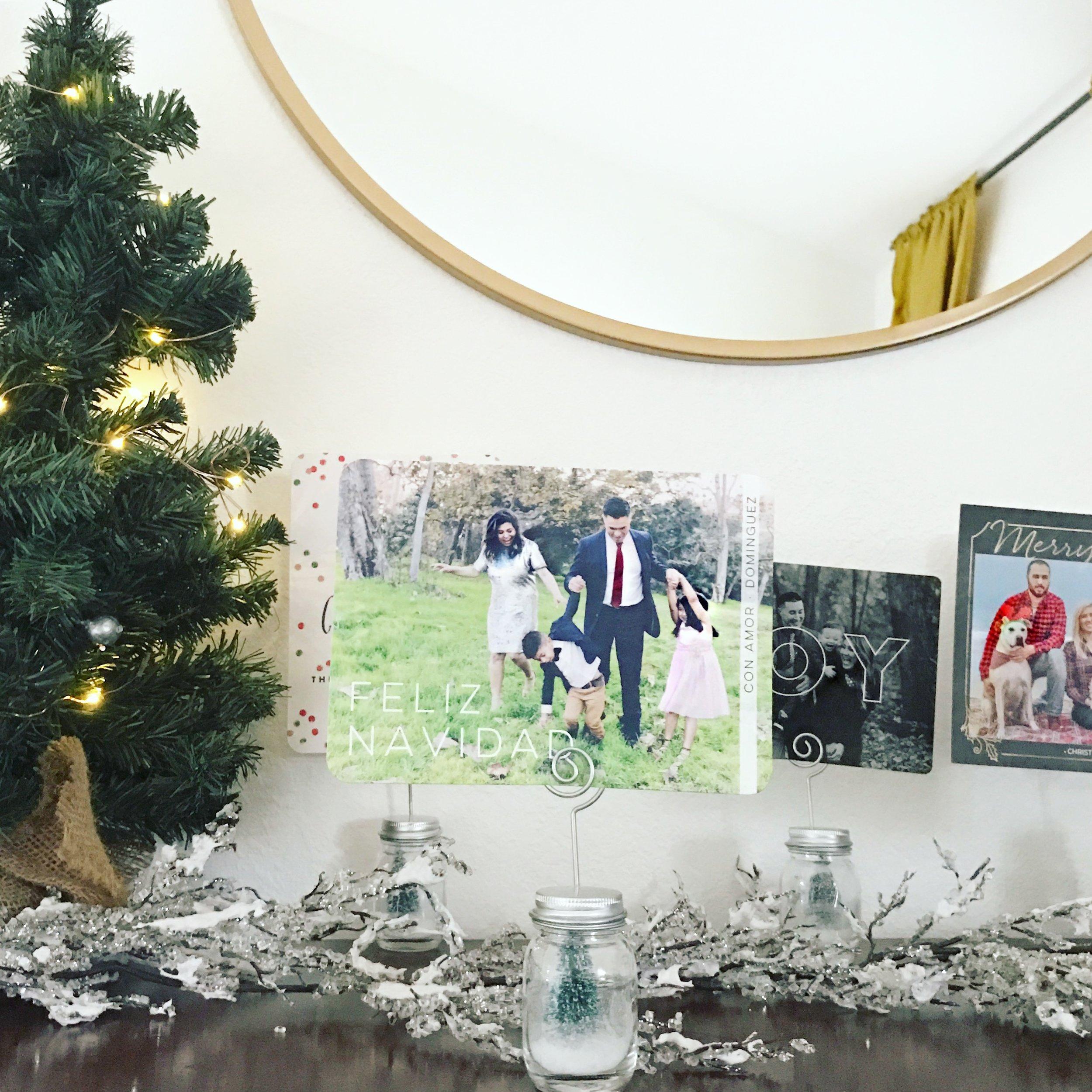 Christmas card - tinyprints
