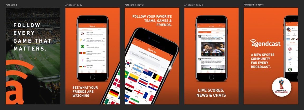 Agendcast - A better way for passionate fans to engage with sports TV before, during and after games. Beta launch summer 2018! agendcast.comInfluencers looking for a great opportunity? Shoot me an email at hello@ismerai.com