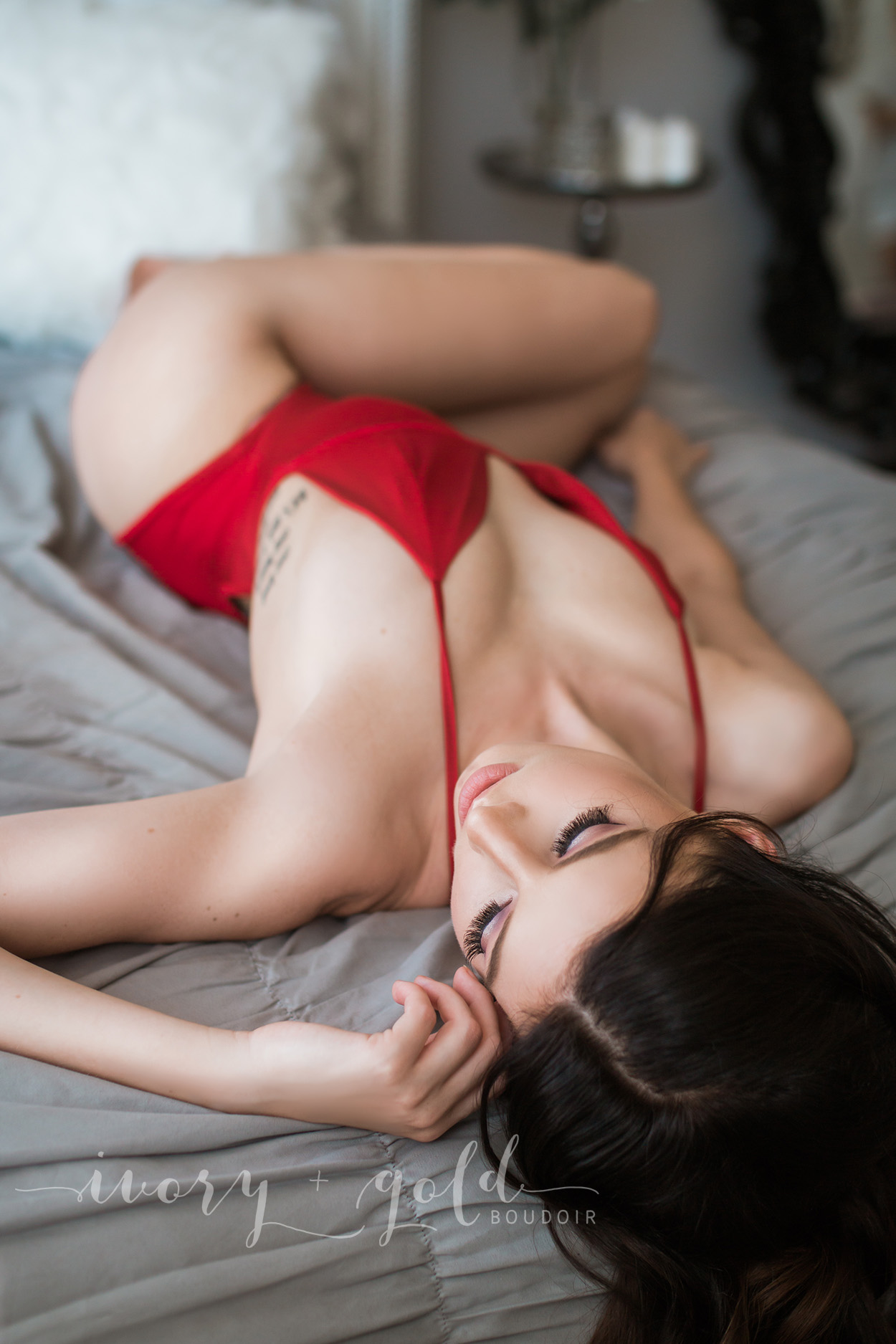 Ivory and Gold Vancouver Photographer for Vancouver Boudoir Photography and Vancouver Wedding Photography