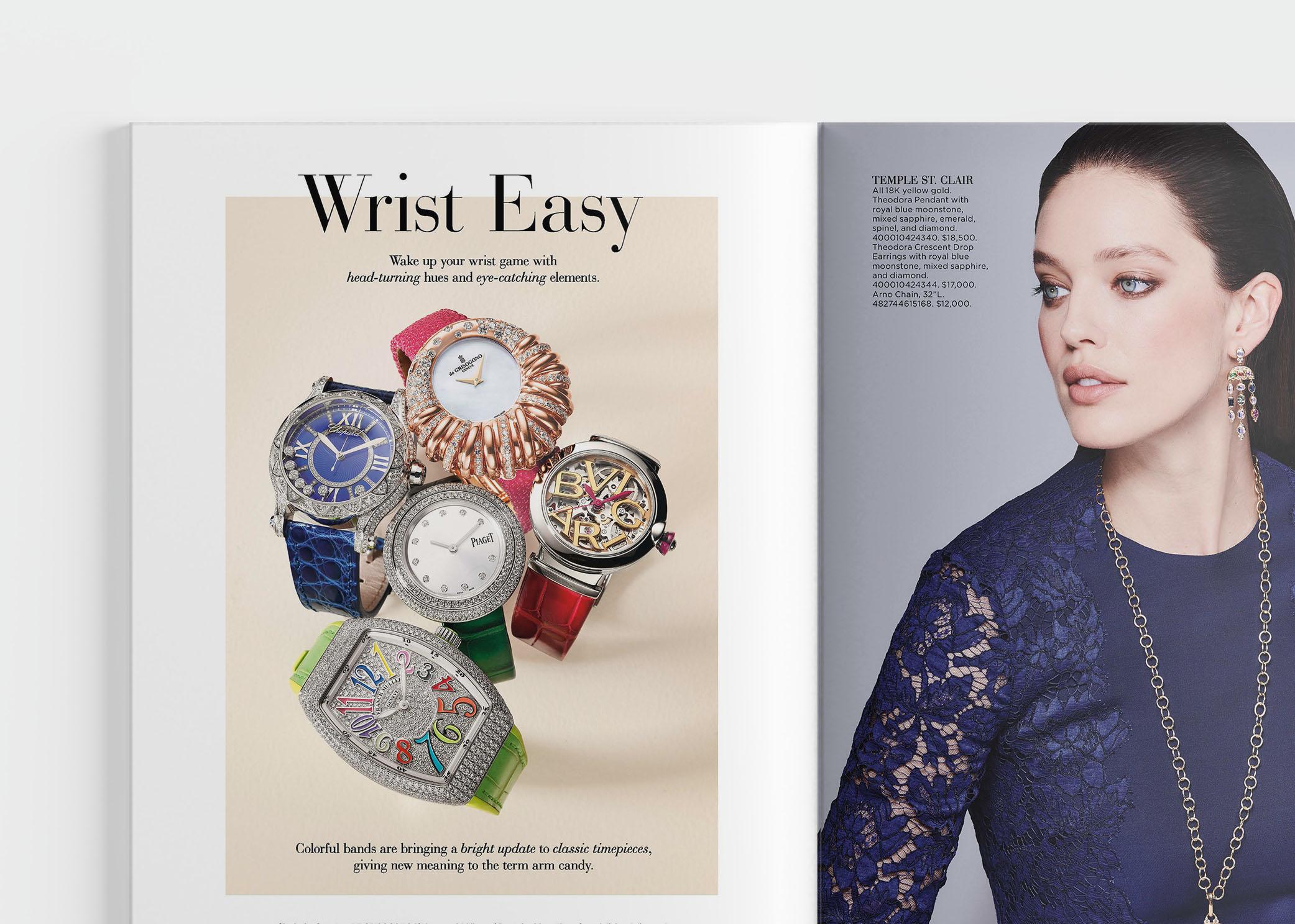 Fifth Avenue Catalog >> Saks Fifth Avenue Jewelry Campaign 2019 The Studio Of