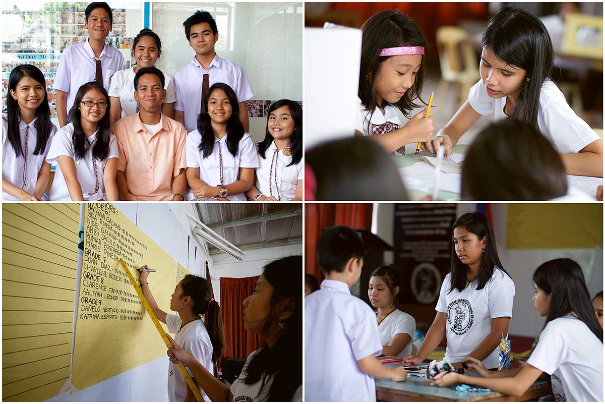 The St. Francis Cainta Student Commission of Elections (Student Comelec) are a group of dedicated and hardworking students who volunteered to facilitate and oversee the campaign and electoral process of the Student Council. During the campaign period, the Student Comelec works hard to ensure that both parties observe the school's campaign rules and guidelines of fairness and mutual respect. During elections proper they oversea the registration, voting, counting, and official announcement of the winning candidates.