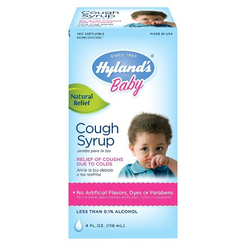 Hylands Baby Cough Syrup