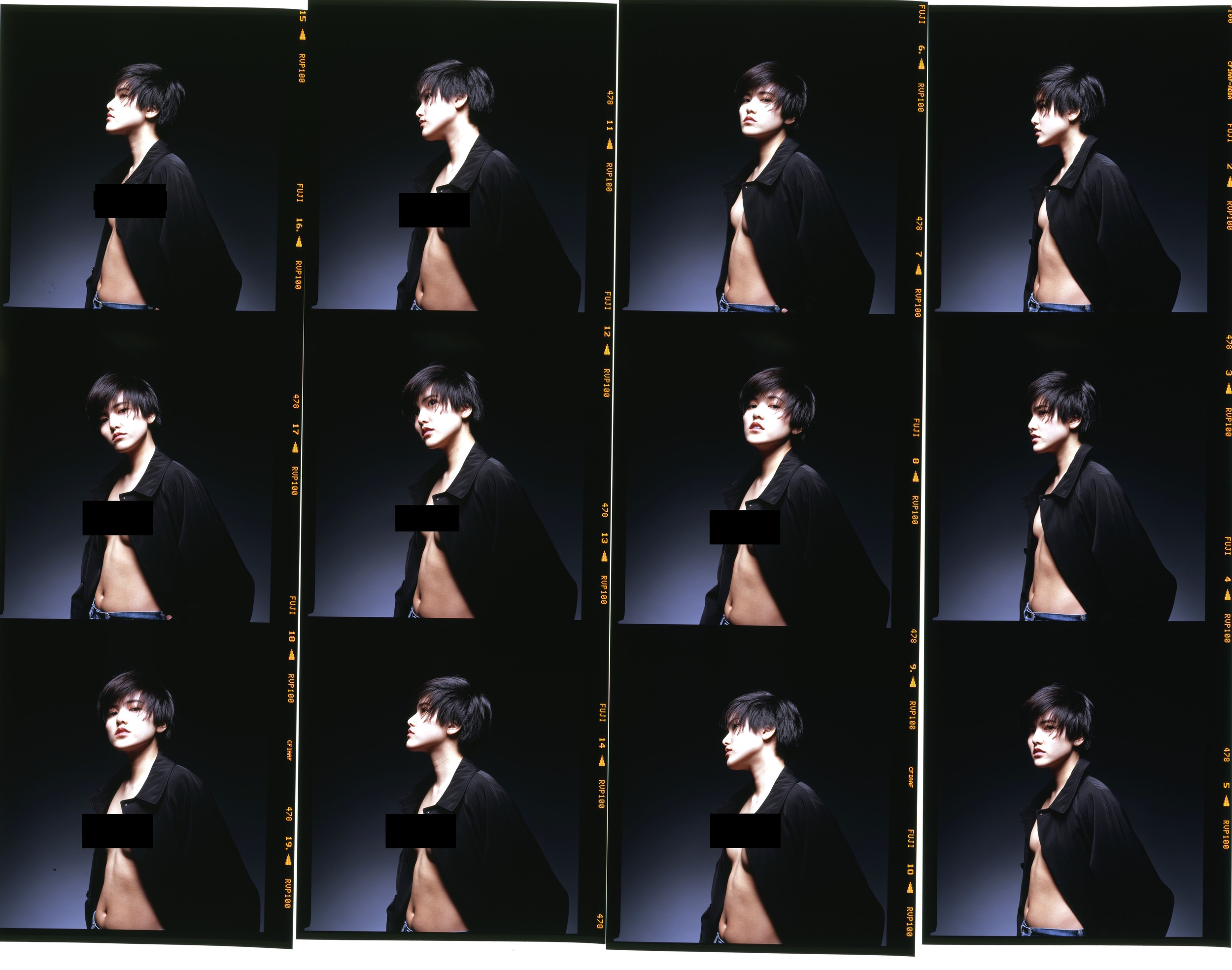1 of 4 contact sheets