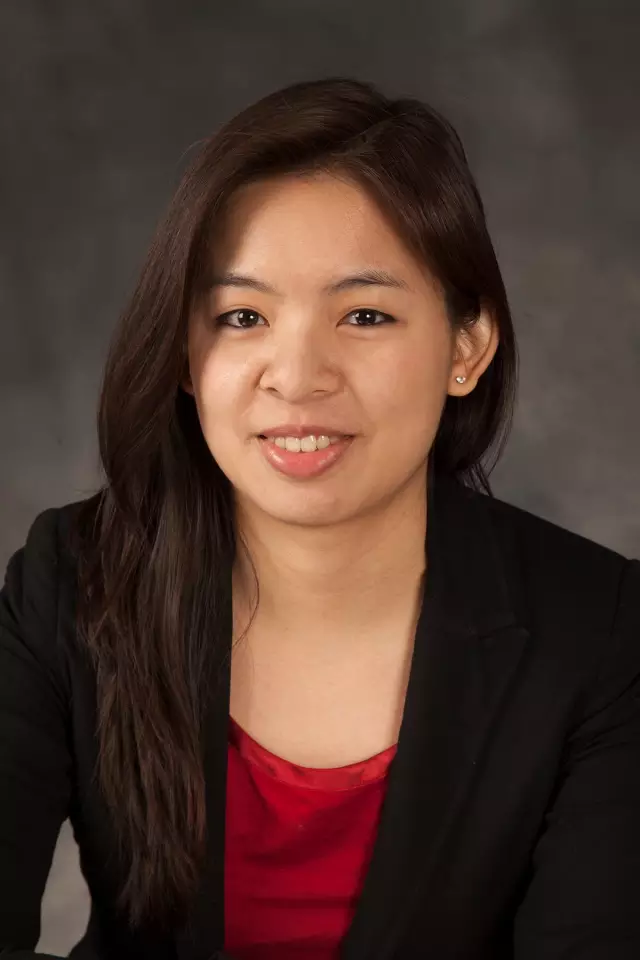 ↑ Michelle Ma, founding partner, manager and designer of Doka Square