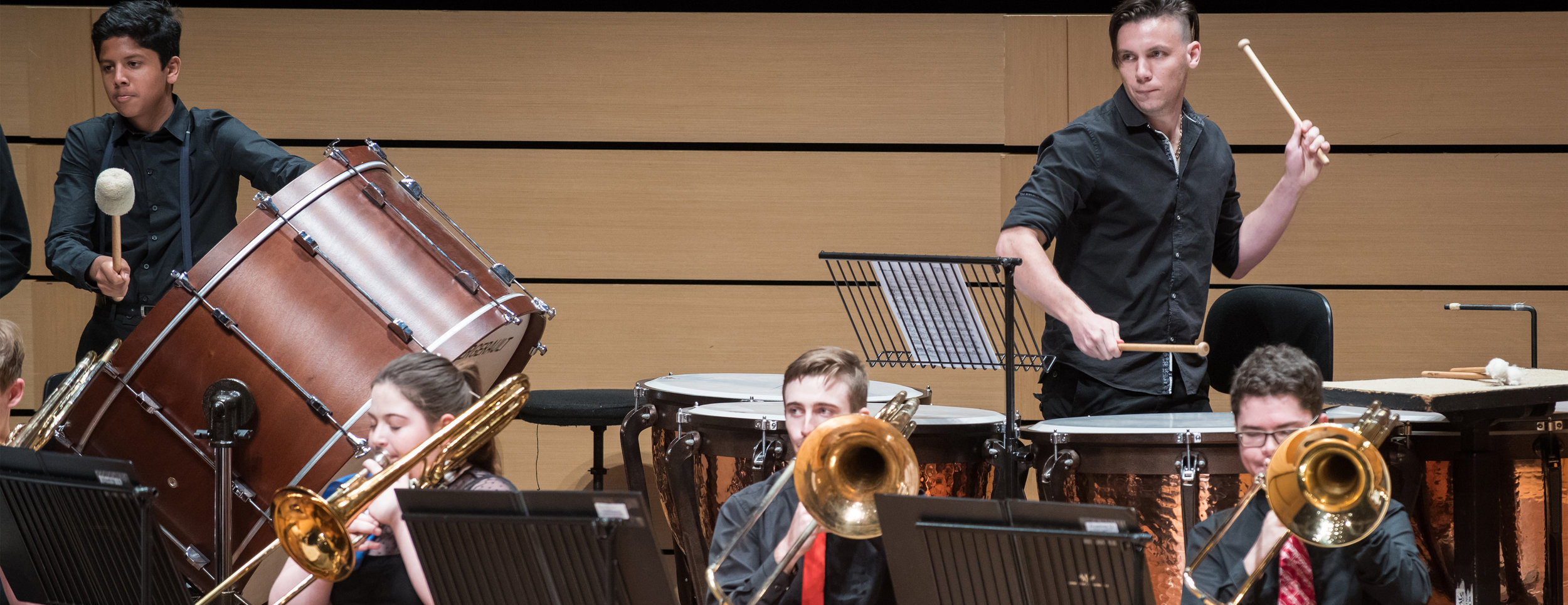 Concert at Twilight - Wind Symphony& UQ Chorale