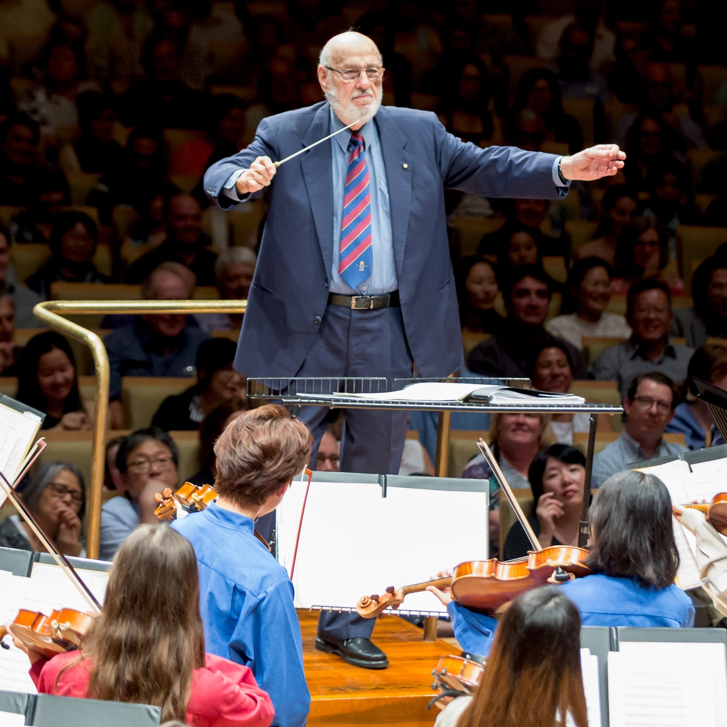 JOHN CURRO AM MBEQueensland Youth Symphony -