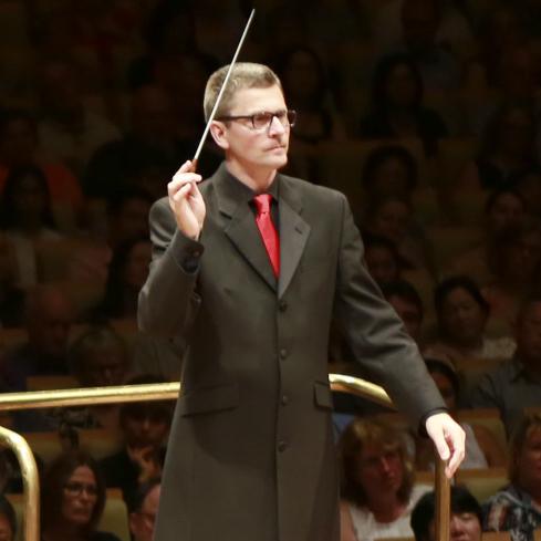 DR WARWICK POTTERWind Symphony -