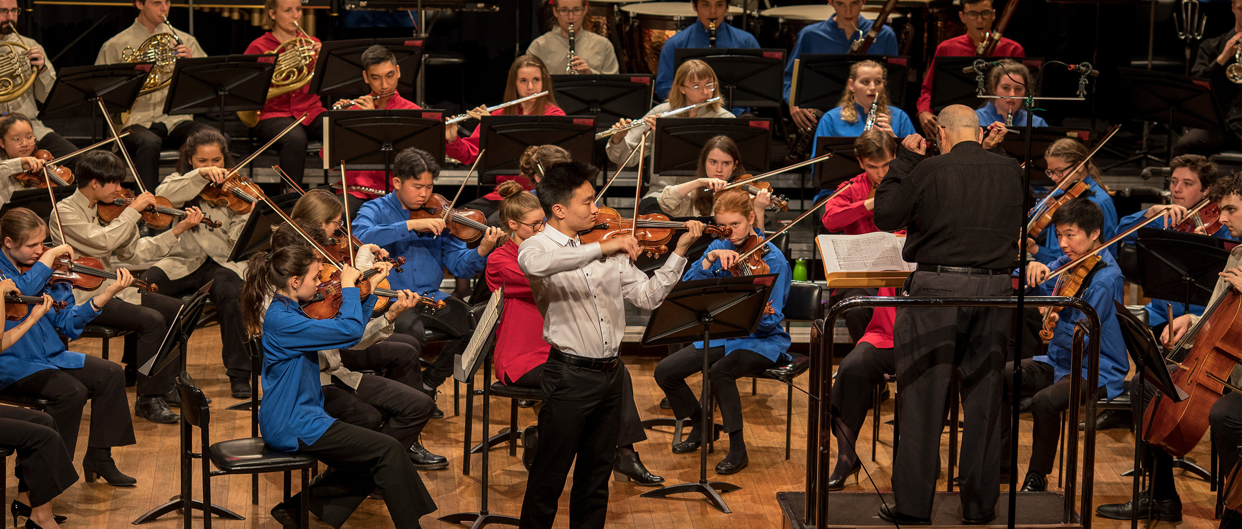 String Sensations - Queensland Youth Symphony2019 Concert Series