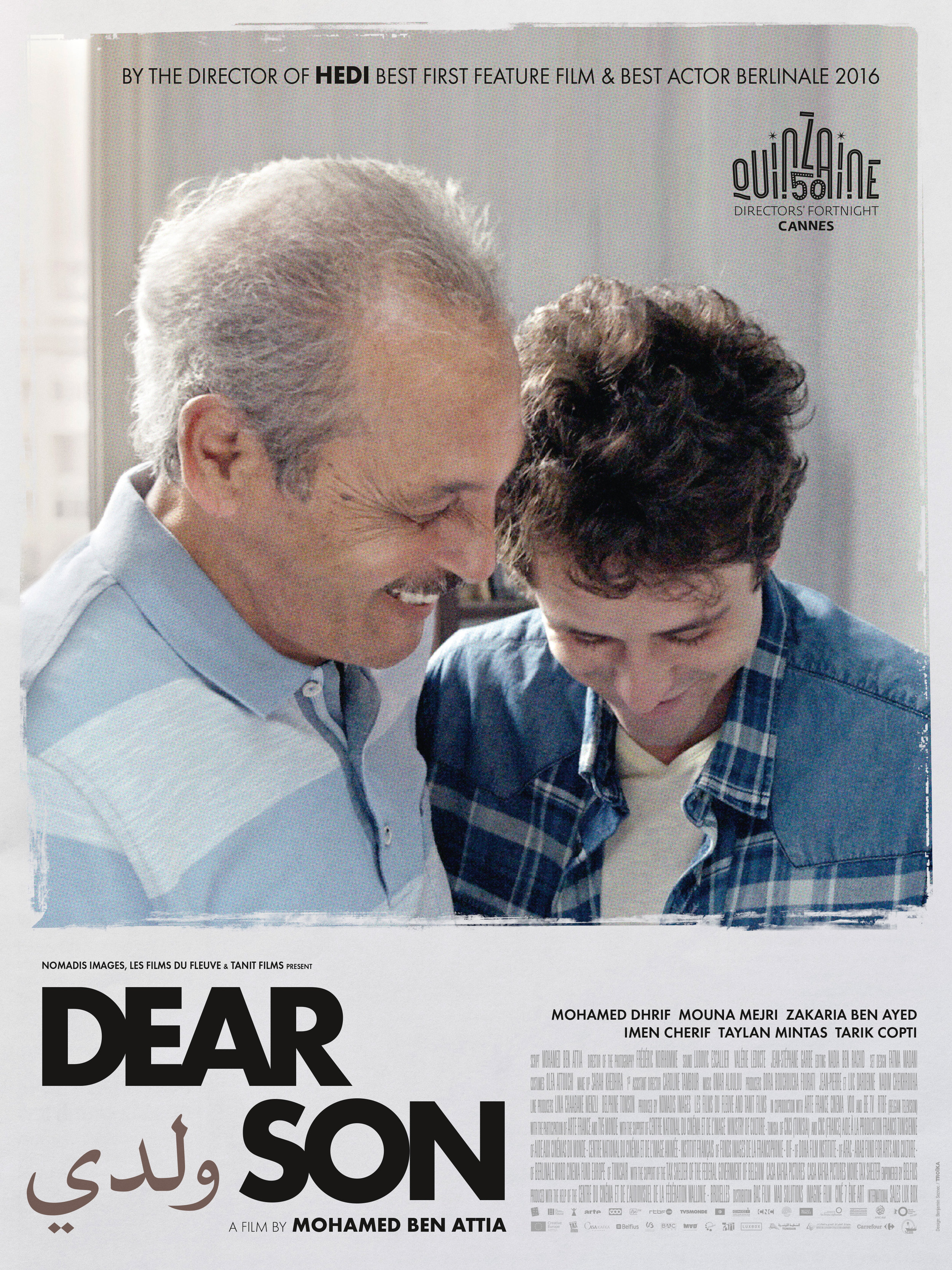 DEAR SON by Mohamed Ben Attia