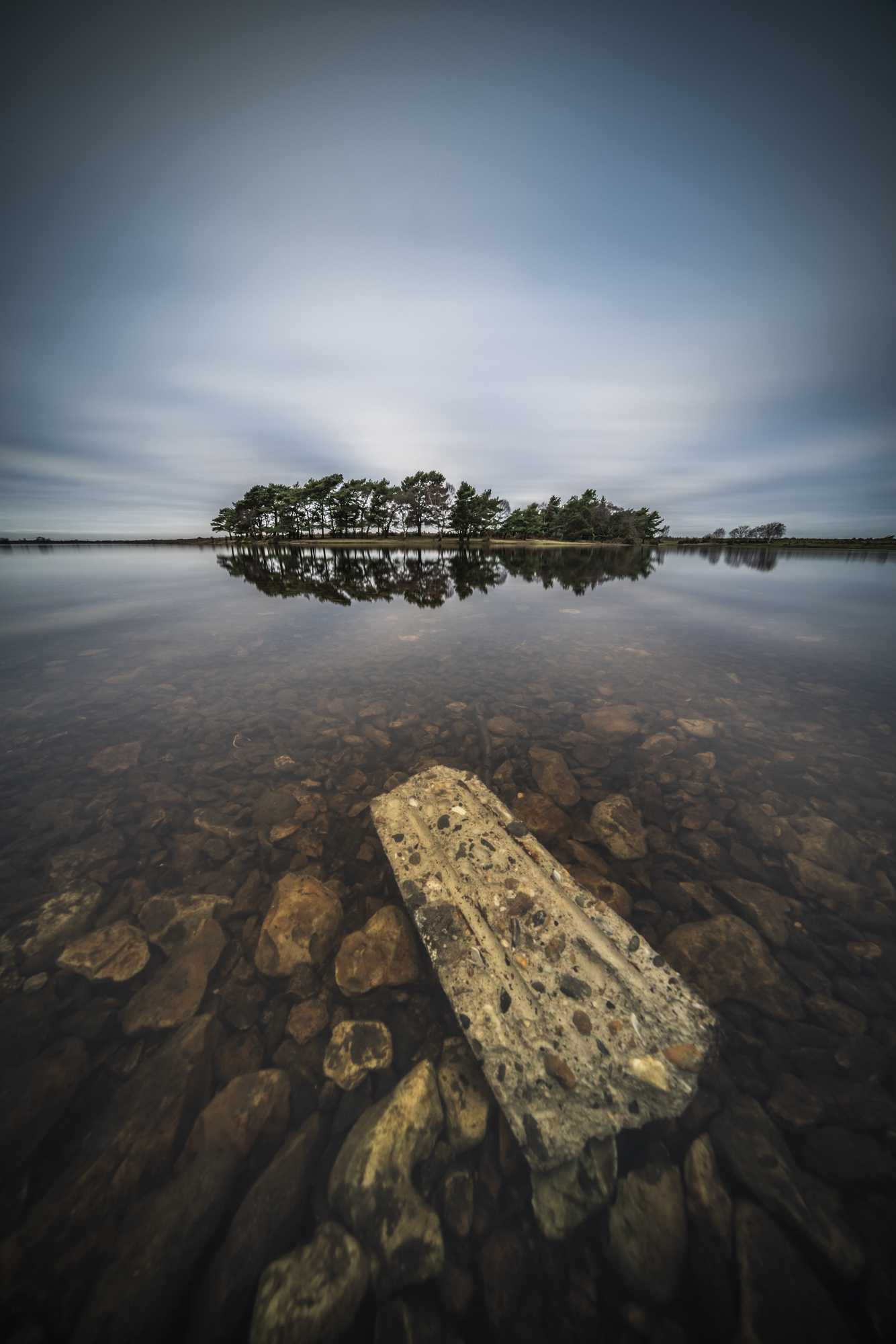 231 seconds - Hatchet Pond, New Forest Hampshire