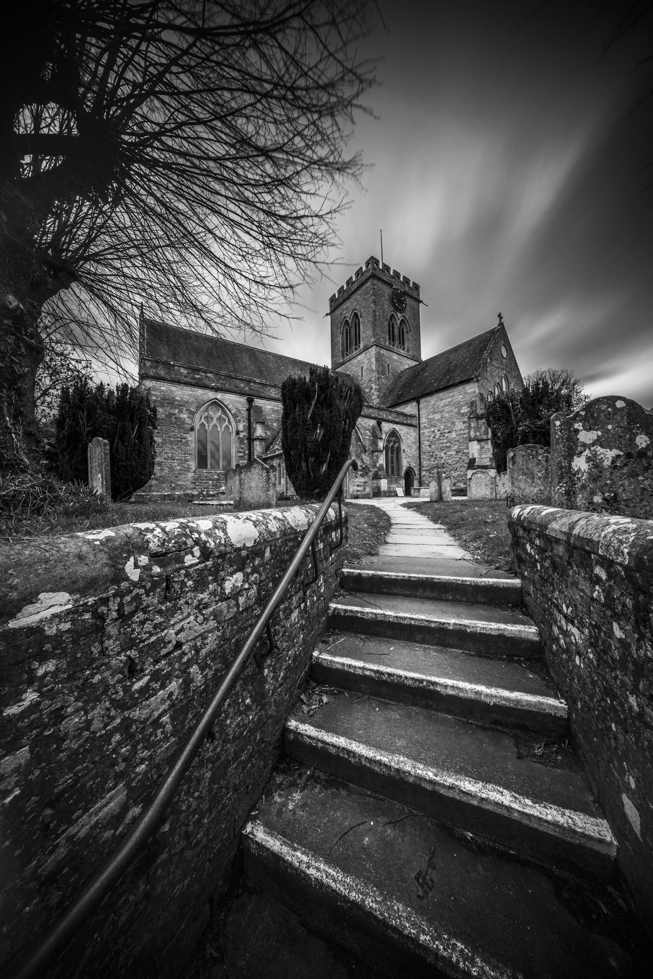 30 seconds - Ringwood Church, Hampshire