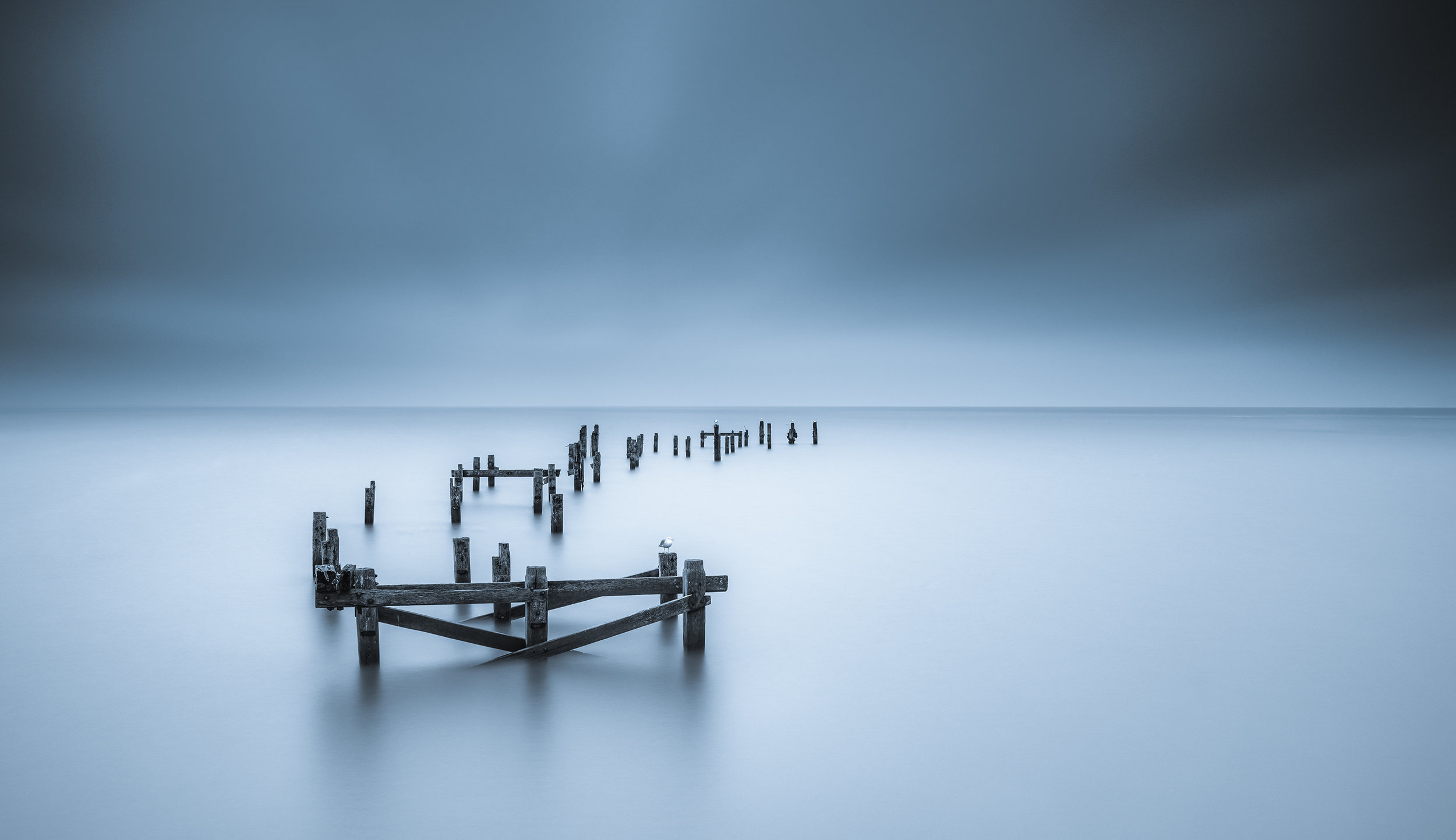 92 seconds - Swanage Old Pier, Dorset