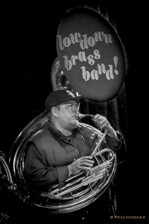 Lance Loiselle - Lowdown Brass Band
