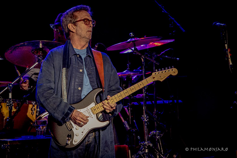 Eric Clapton 2014