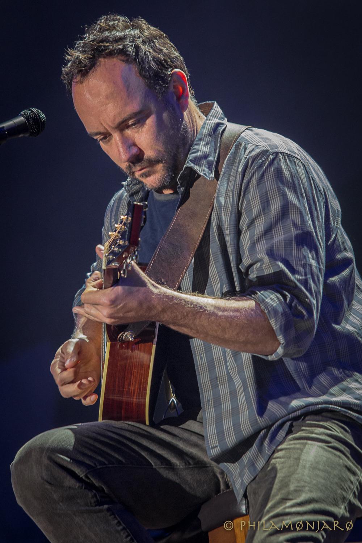 Dave Matthews 2015
