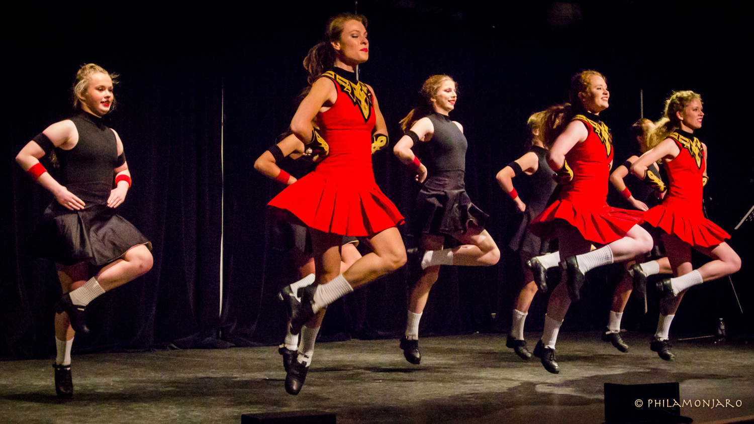 Trinity Irish Dance Company