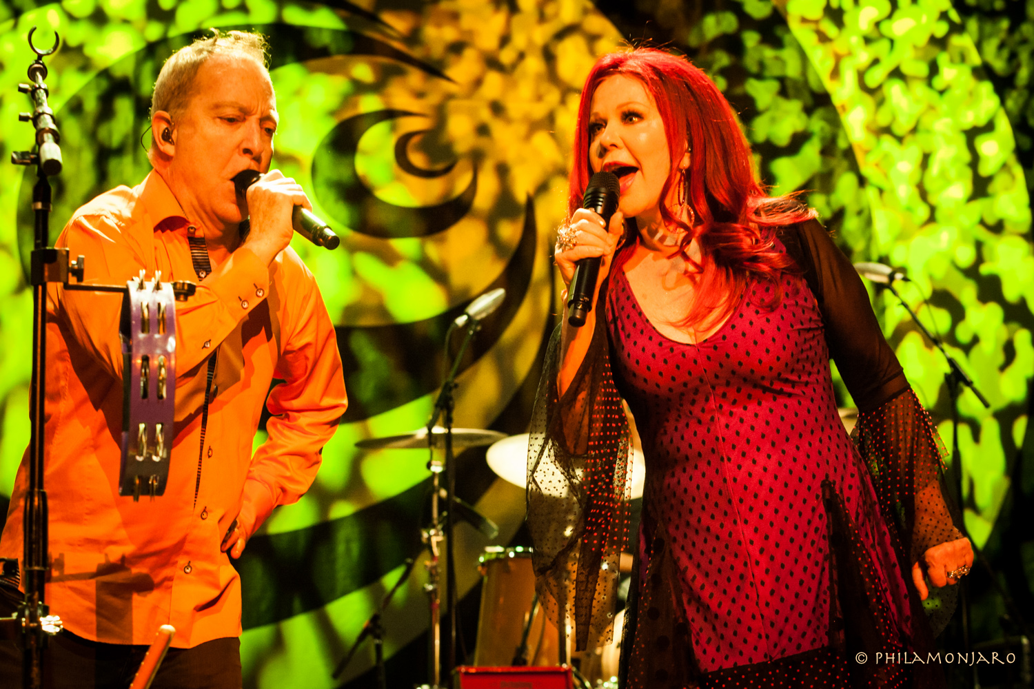 The B52s 2017