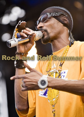 "Snoop Dogg, Chicago, IL, 2009 - Lyle Waisman  11""x14"" $200.00 framed / $150.00 unframed"
