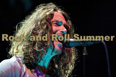"Soundgarden, Chicago, IL, 2010 - Lyle Waisman  11""x14"" $200.00 framed / $150.00 unframed"