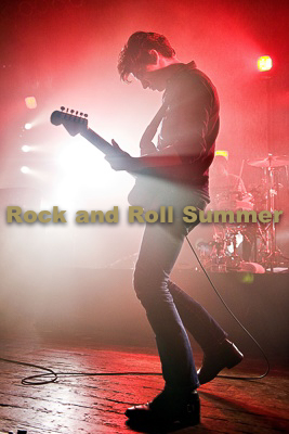 "Arctic Monkeys, Chicago, IL, 2014 - Lyle Waisman  11""x14"" $200.00 framed / $150.00 unframed"