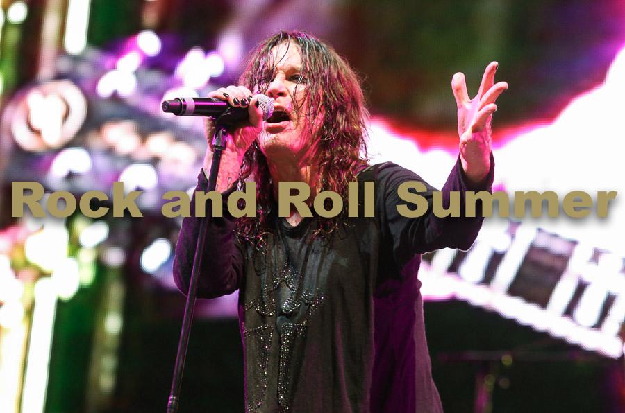 """Black Sabbath, Chicago, IL, 2012 - Barry Brecheisen  16""""x20"""" $250.00 framed / $175.00 unframed"""