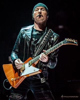 U2 - The Edge 2018