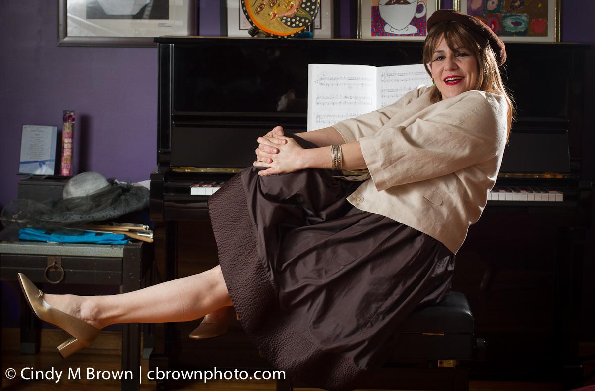 Actress Poses
