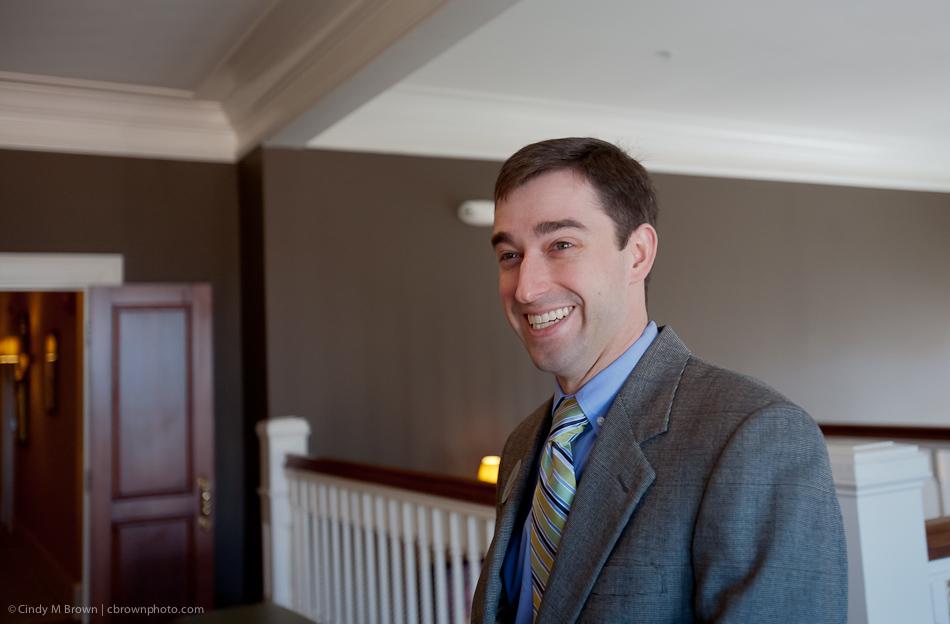 Jake Grant, Jr, General Manager James Madison Inn