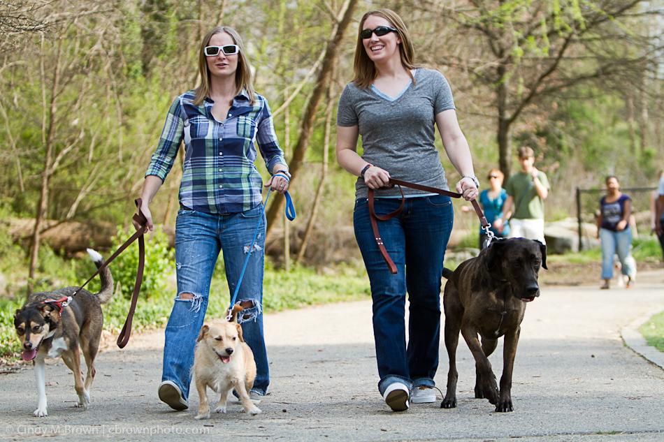 Piedmont Park Engagement Photos - LGBT