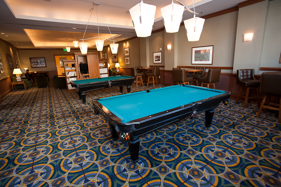 Georgia Tech Conference Center - Game Room
