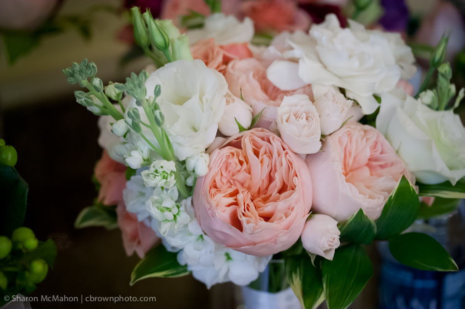 Flowers from Wedding
