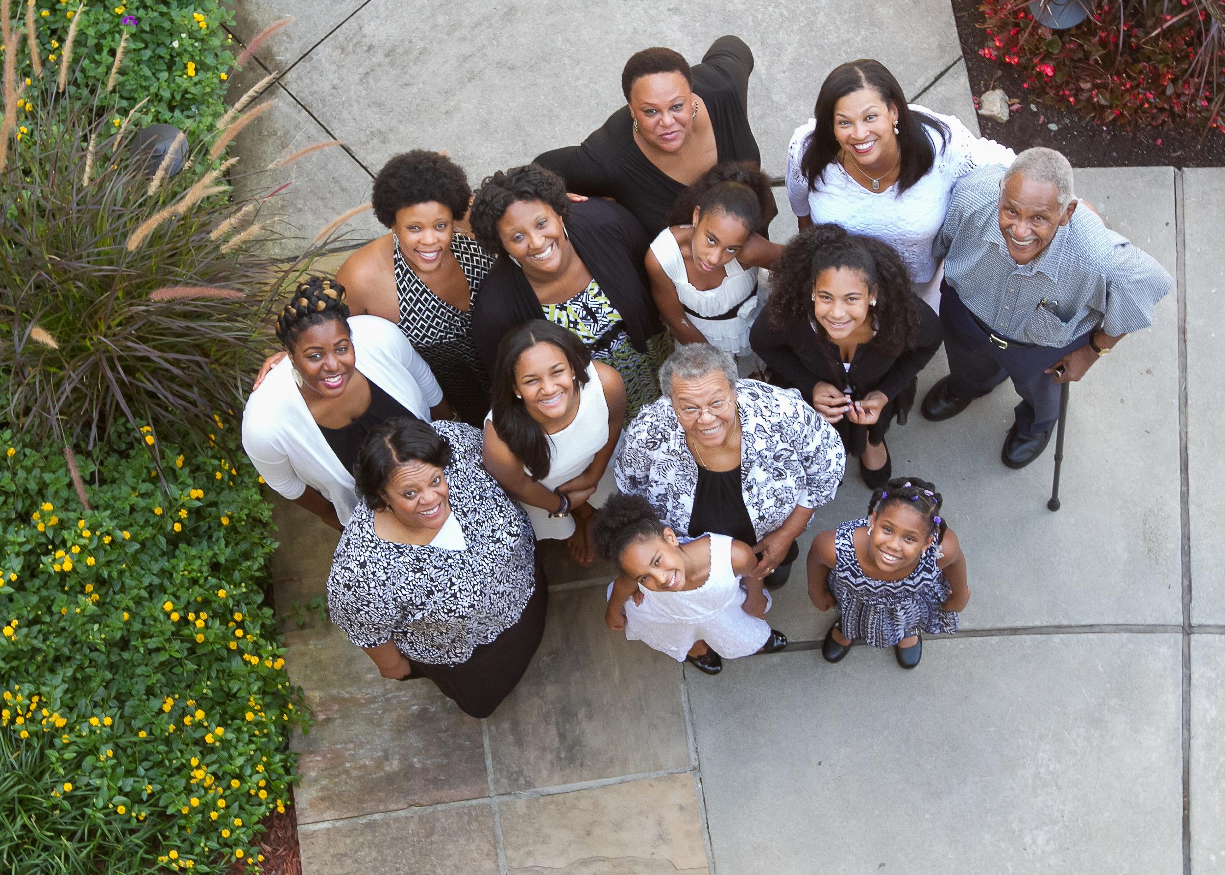 Reese-Family Portrait