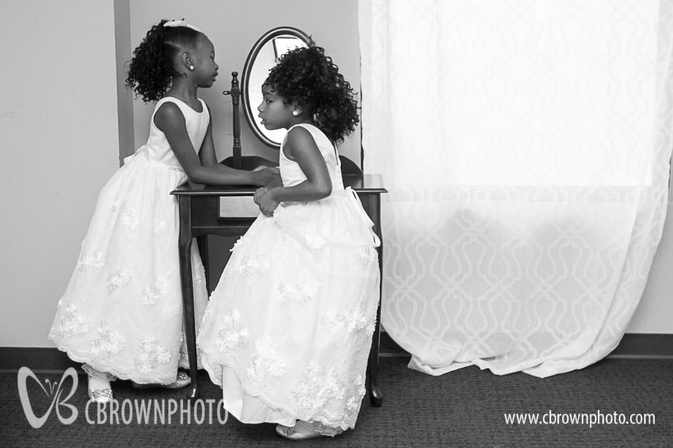 Aaron Gadsdon and Catrina Porch wedding at Fountain of Faith MBC and Marriott Gateway Hotel