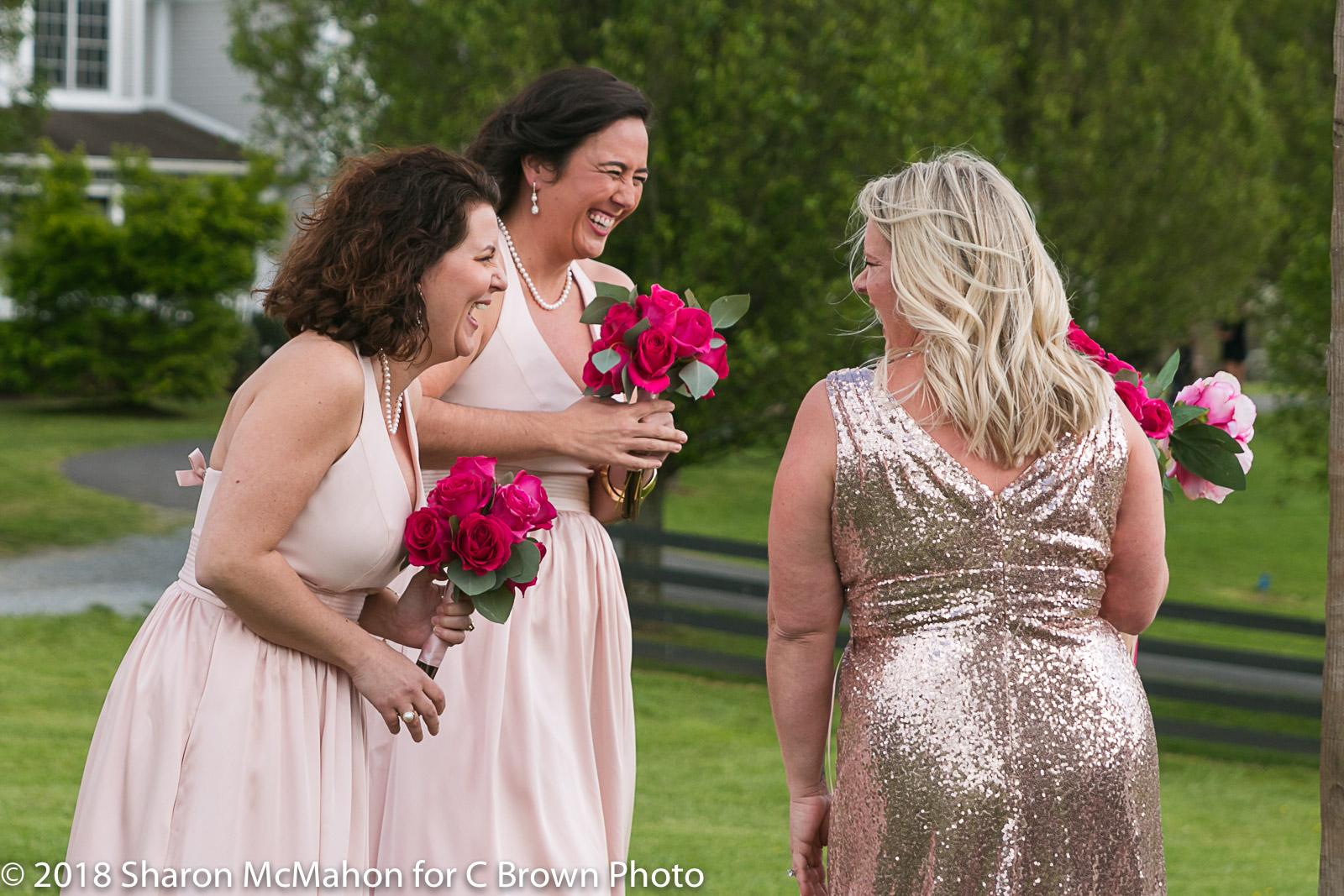 Helen and Brandon's Asia Farms Wedding