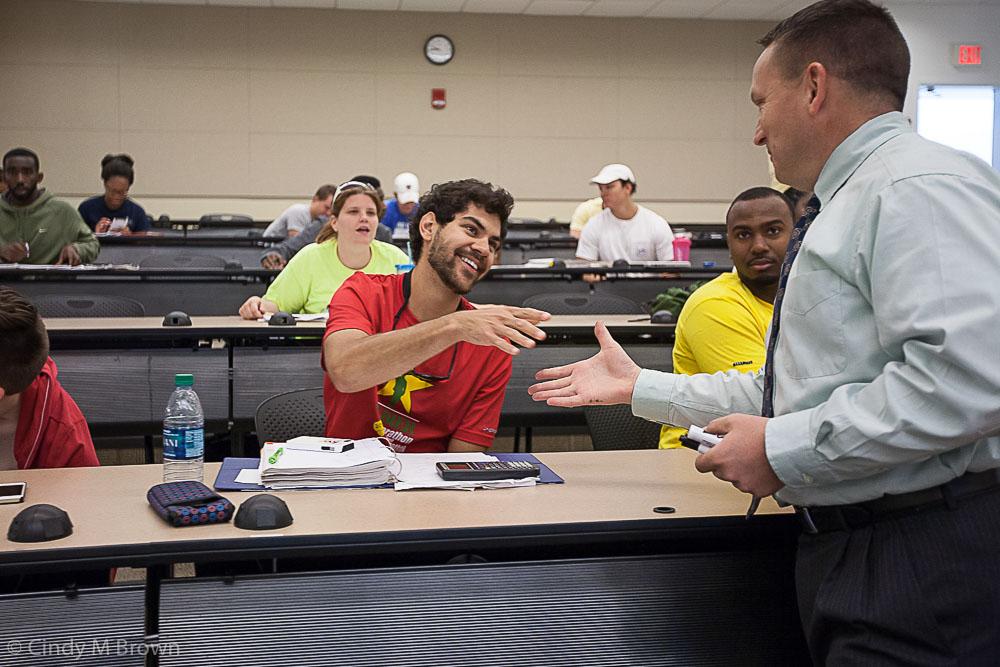 Columbus State University PR Shoot