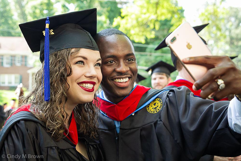 Candler School of Theology Graduation
