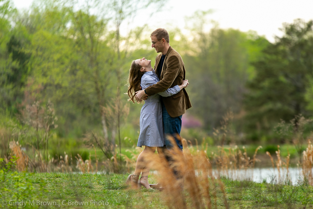 Engagement Session near Stone Mountain, GA