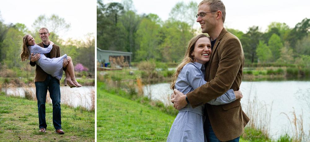 Engagement Photographer near Decatur, GA