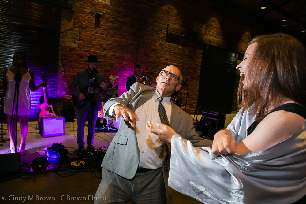 Mary Martha and Nathan Penner Wedding at Holy Trinity in Decatur, Reception at The Freight Depot in Atlanta