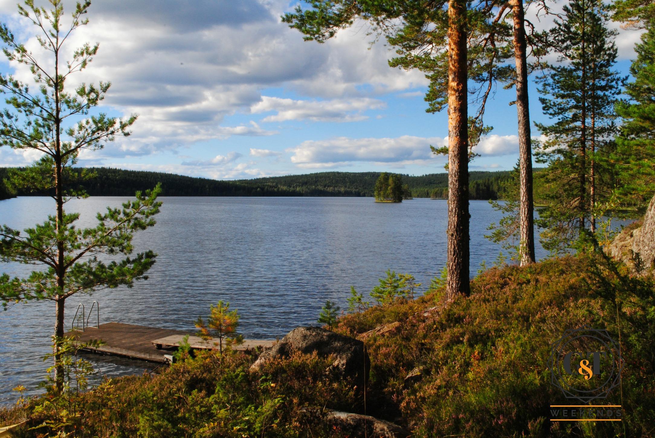 Lake Skissen, Sweden