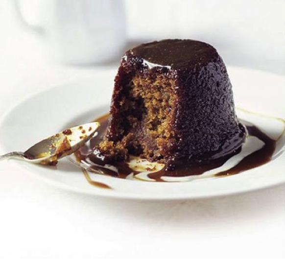sticky toffee pudding bbc food recipe christmas